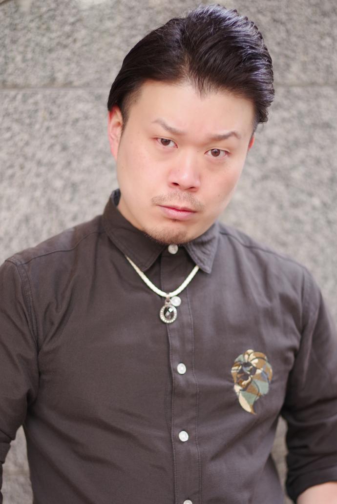 堀井 茶渡 肖像写真