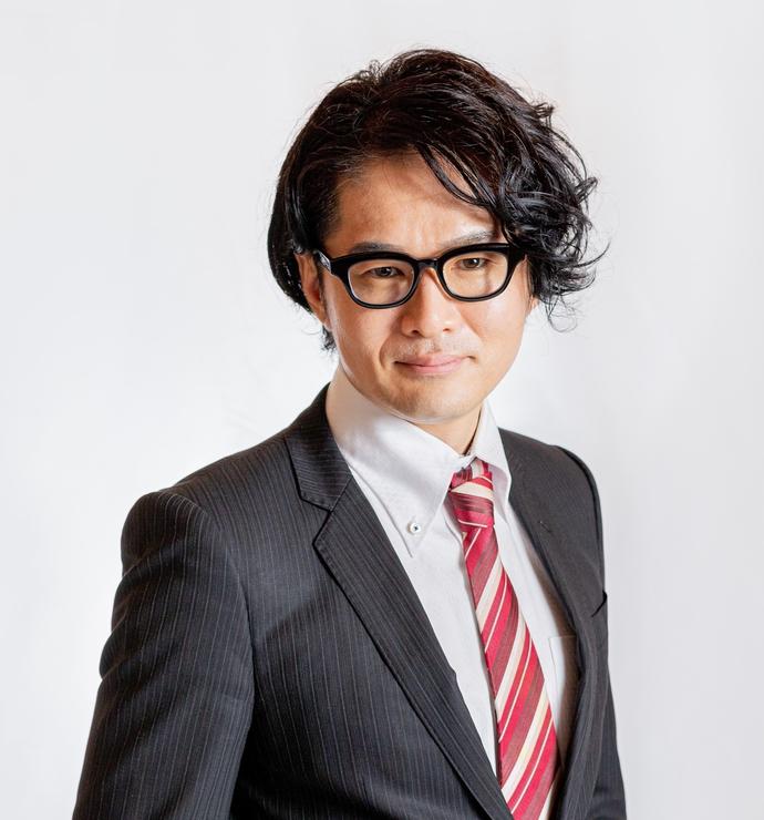 坂田 明寛 肖像写真